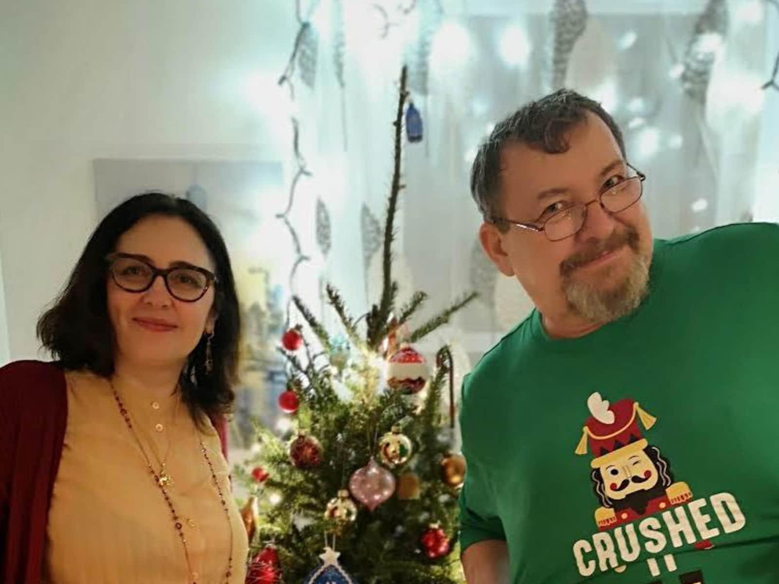 Irina & Alex from New York City, New York, United States