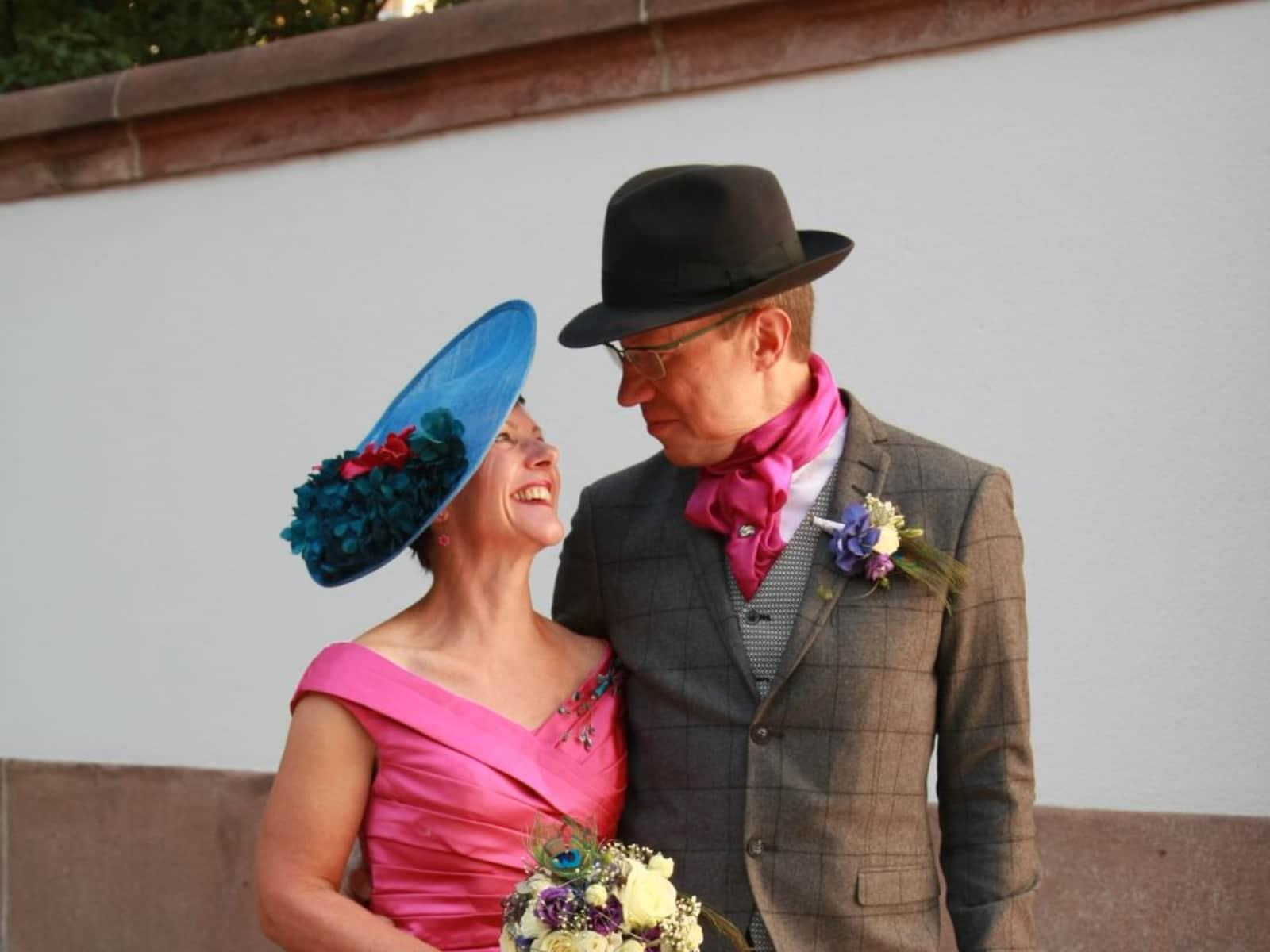 Stephanie & Nicolas from Basel, Switzerland