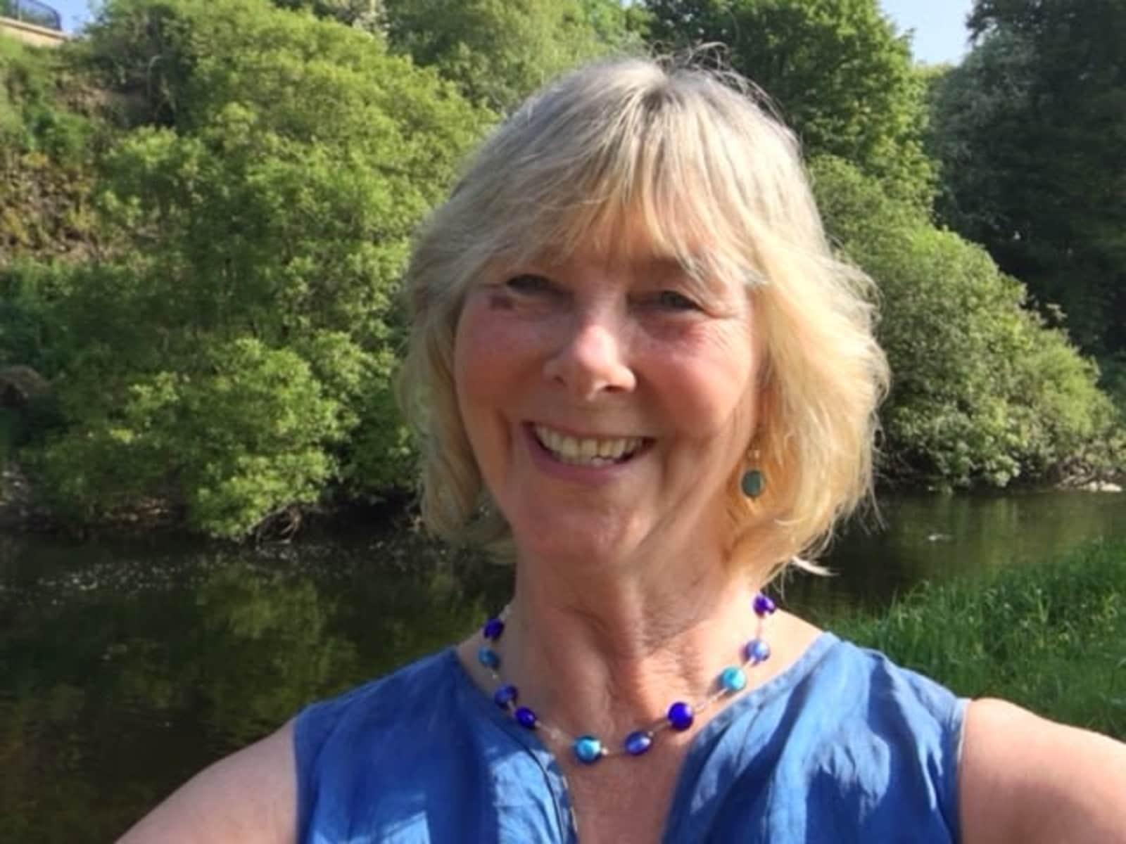 Christine from Llanfihangel-ar-Arth, United Kingdom