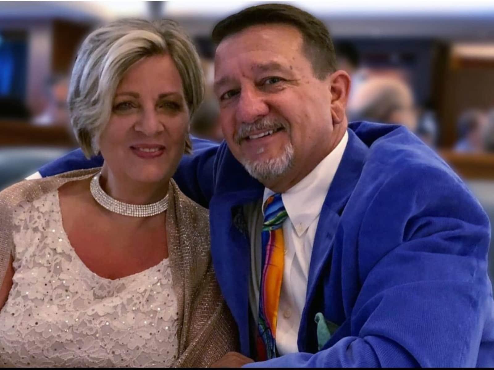 Carol & Paul from Good Hope, Georgia, United States