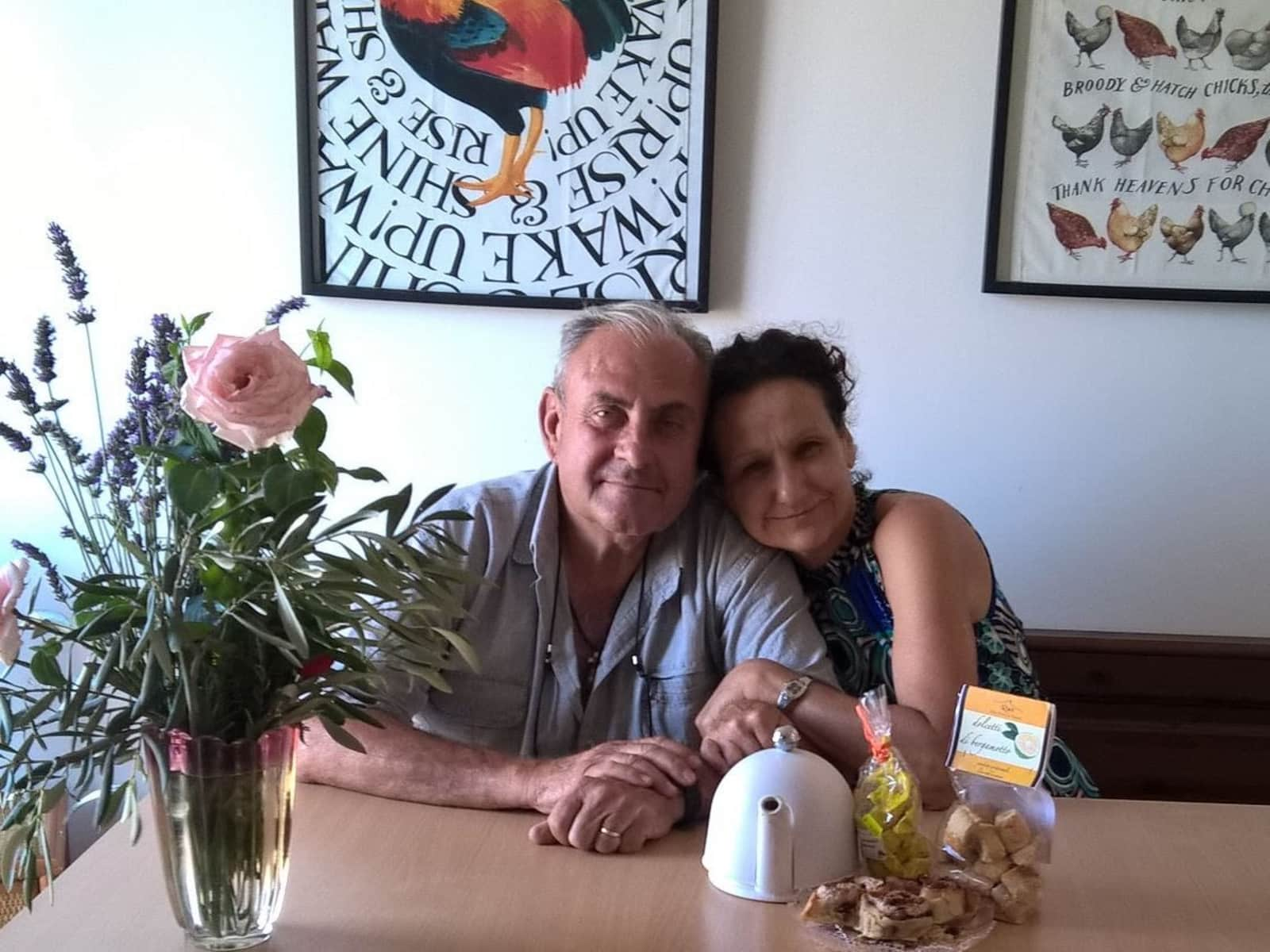 Rita & Tony from Maroochydore, Queensland, Australia
