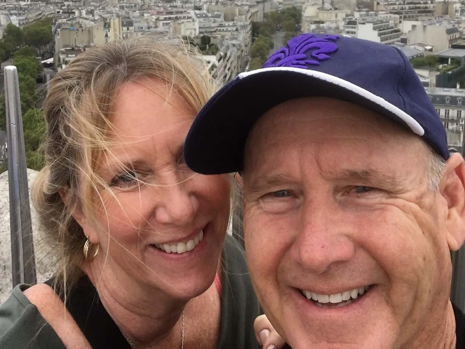 Phil & Joyce from Boulder, Colorado, United States