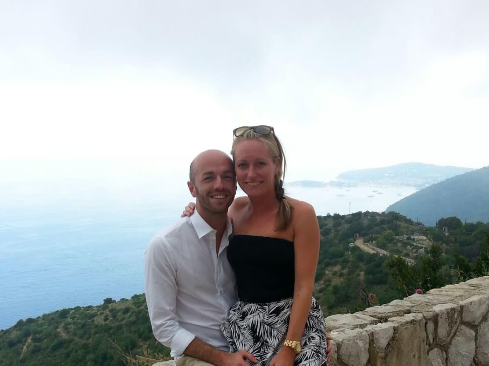 Danielle & Leonardo from London, United Kingdom