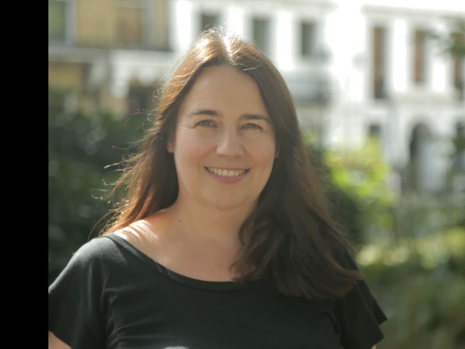 Paula from London, United Kingdom