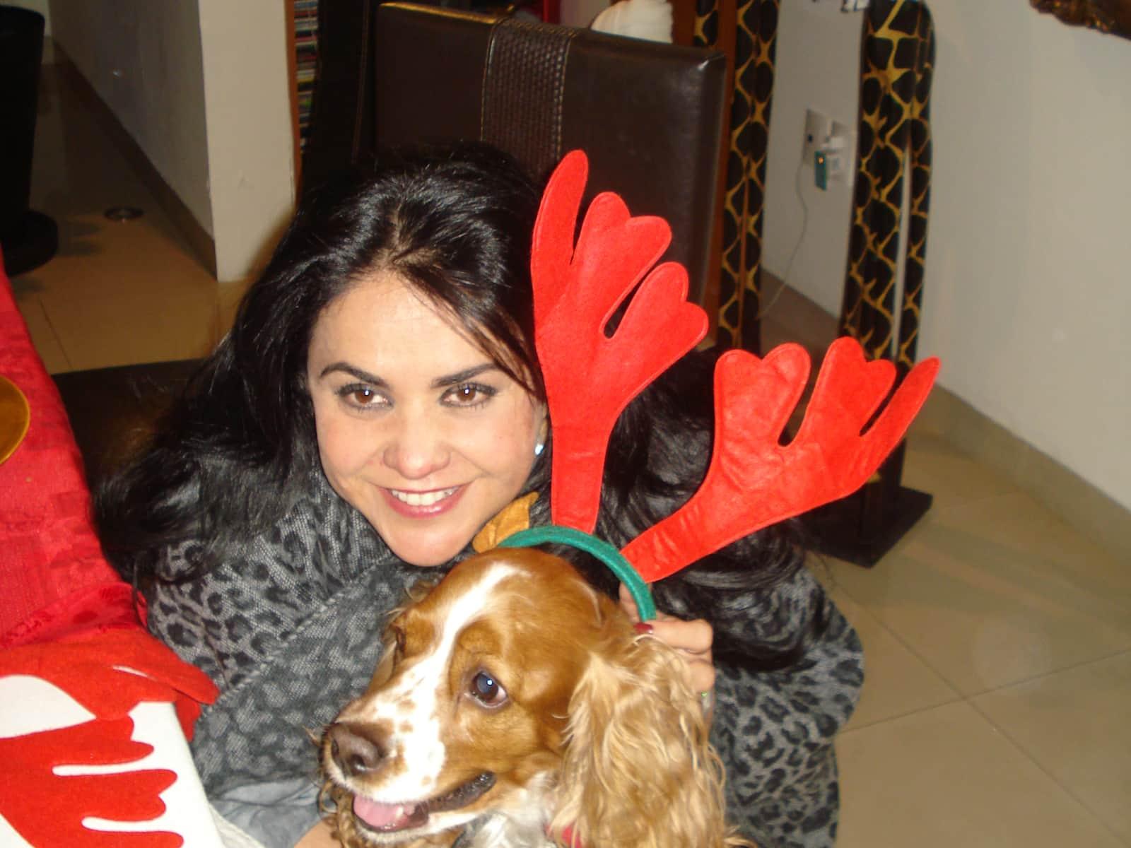 Marcela from London, United Kingdom