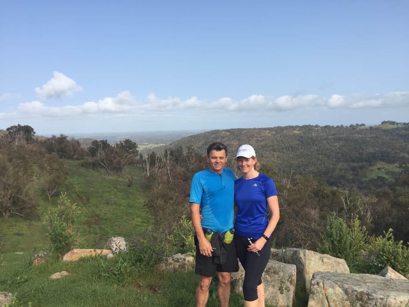 Danielle & Peter from Perth, Western Australia, Australia