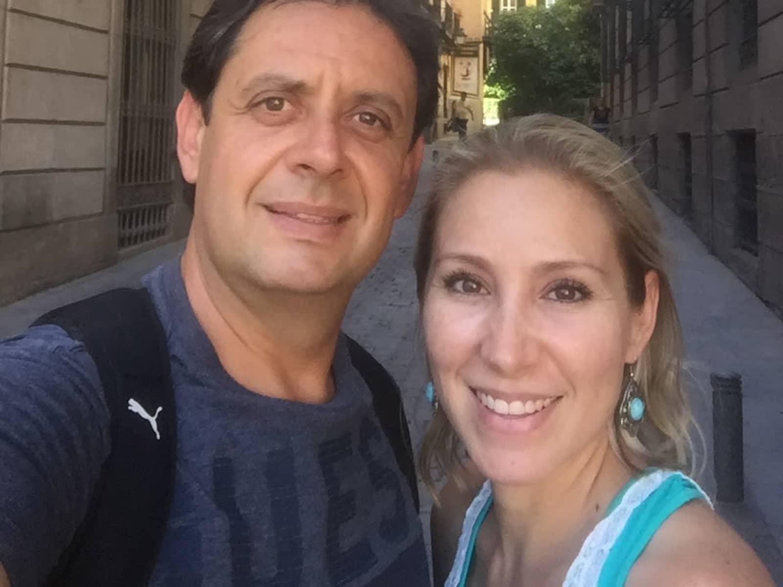 Juan carlos & Monica from La Paz, Mexico