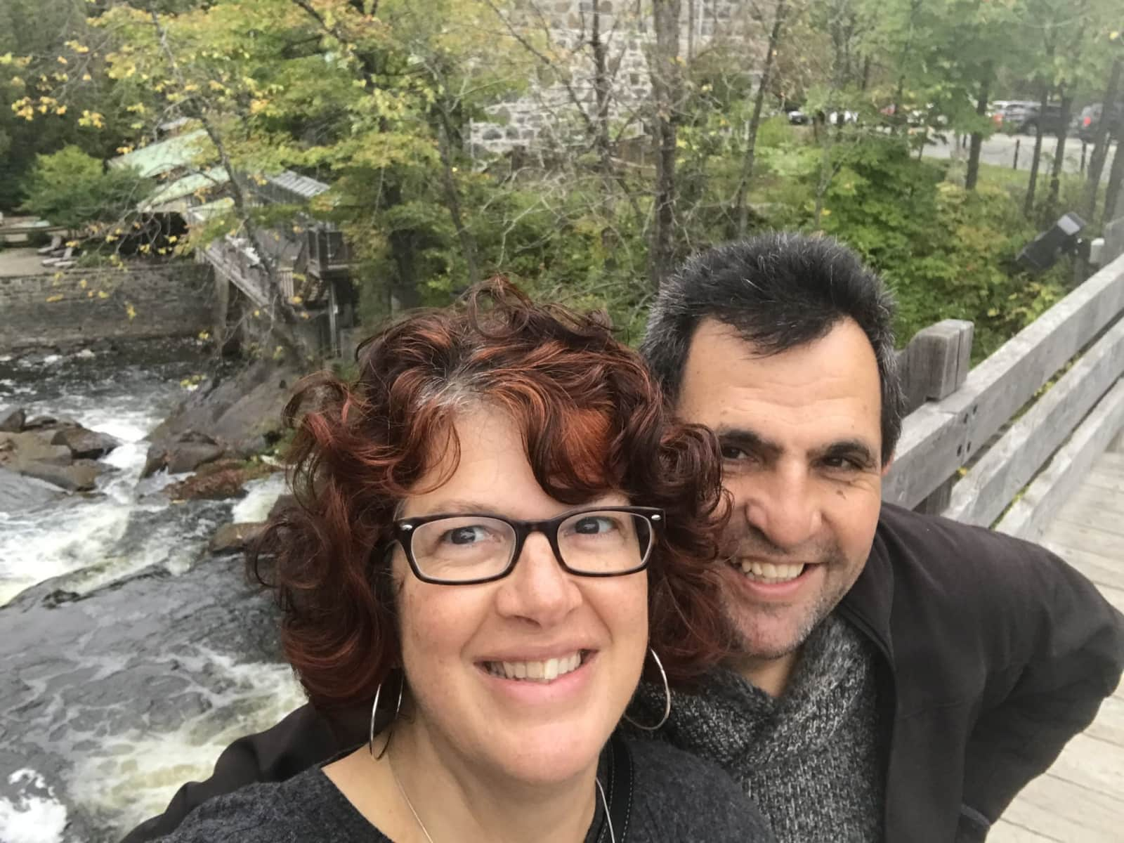 Linda from Ottawa, Ontario, Canada