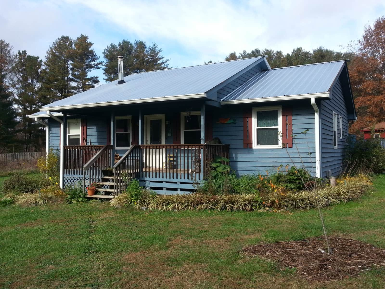 Housesitting assignment in Black Mountain, North Carolina, United States