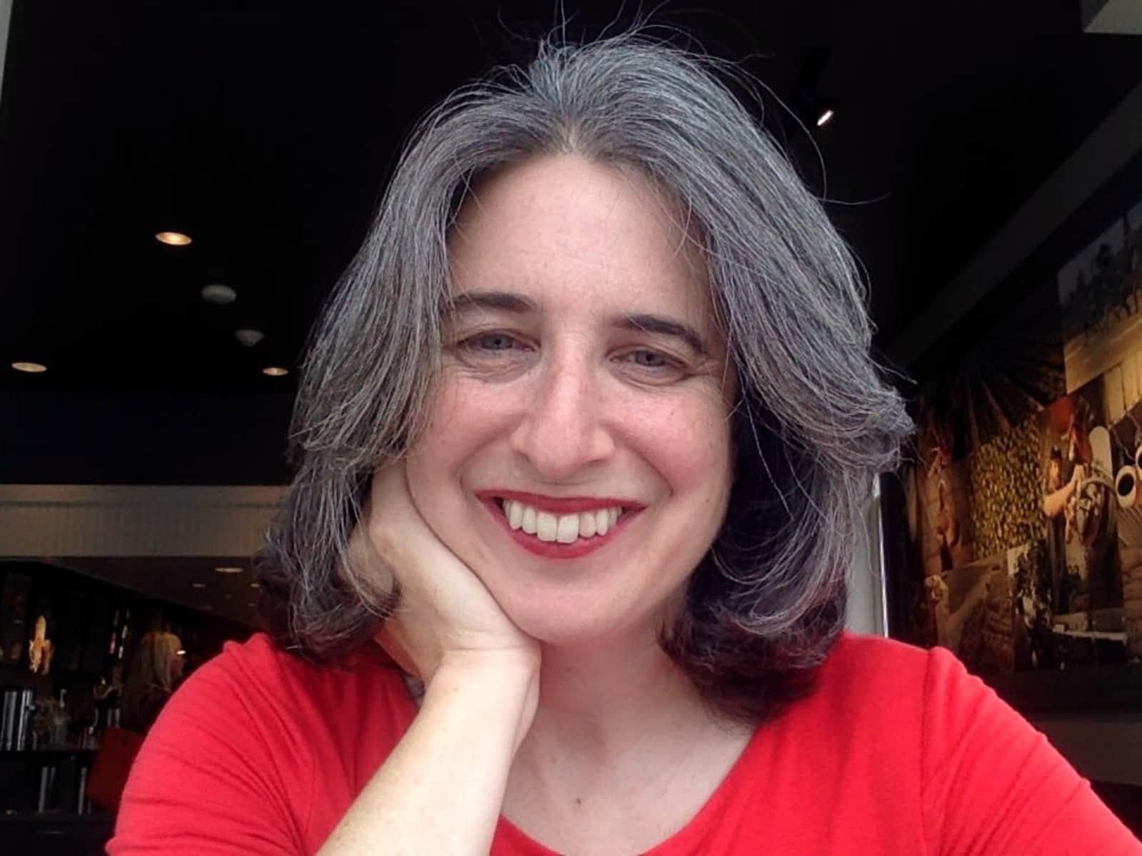 Ilona from Newton, Massachusetts, United States
