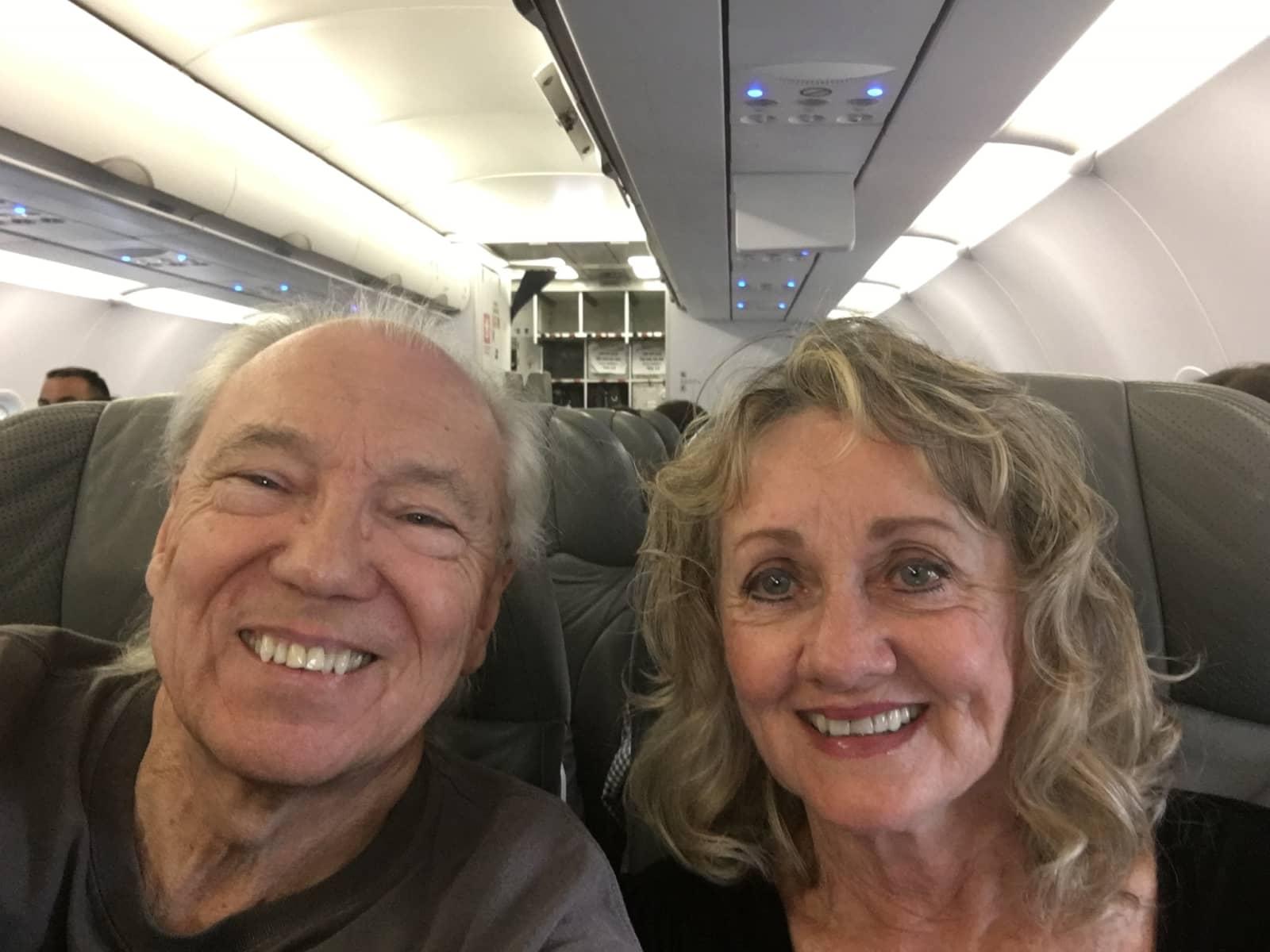 Philip and janie & Janie from Ajijic, Mexico