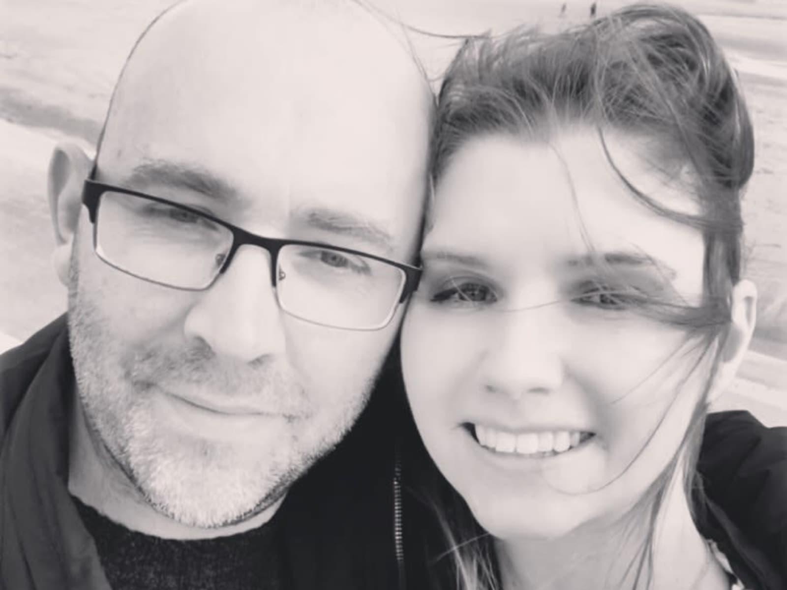 Jennifer & Robert from Kidderminster, United Kingdom