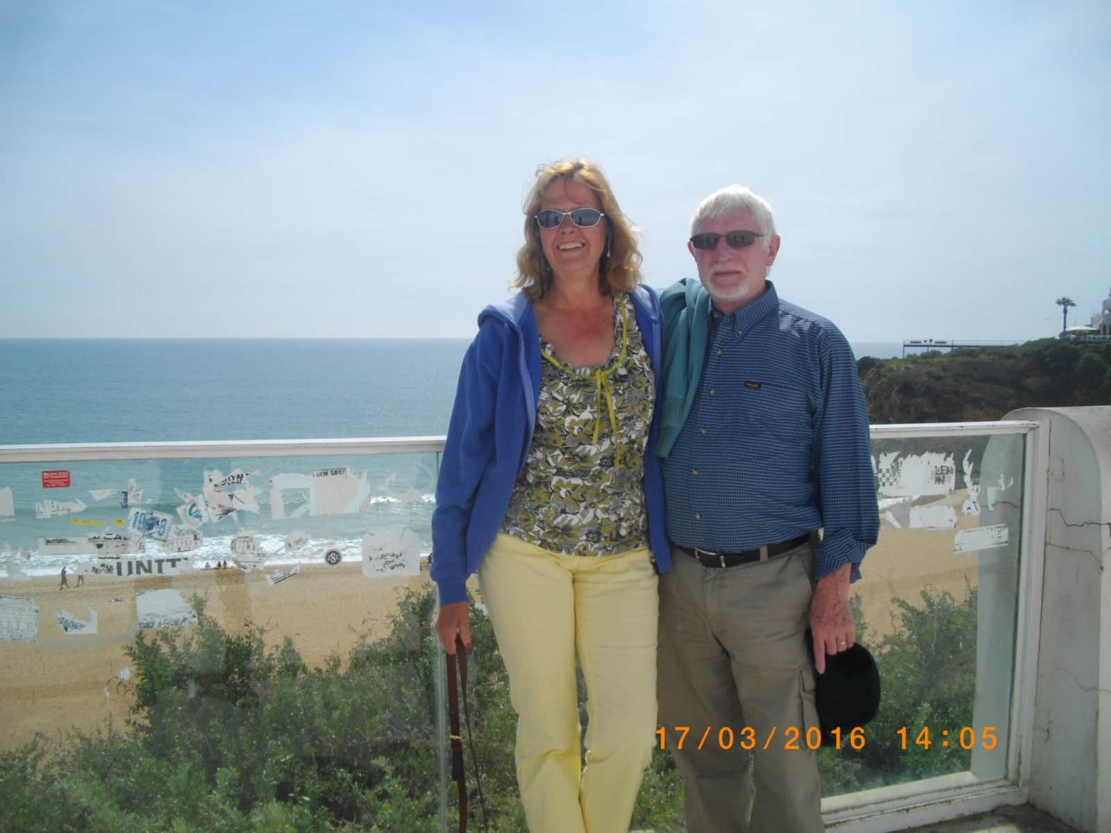 Mary & David from Markfield, United Kingdom