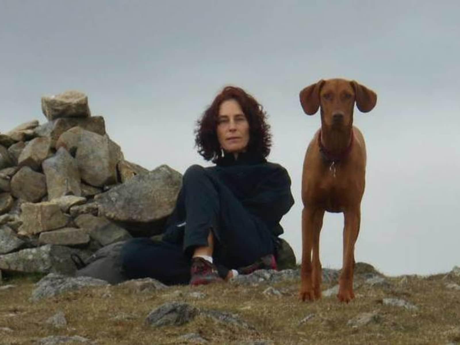 Debbie from Silsden, United Kingdom