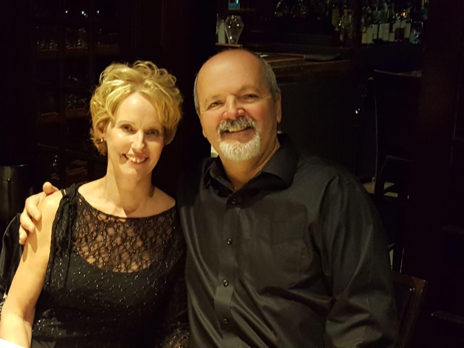 Theresa & Mark from Orillia, Ontario, Canada