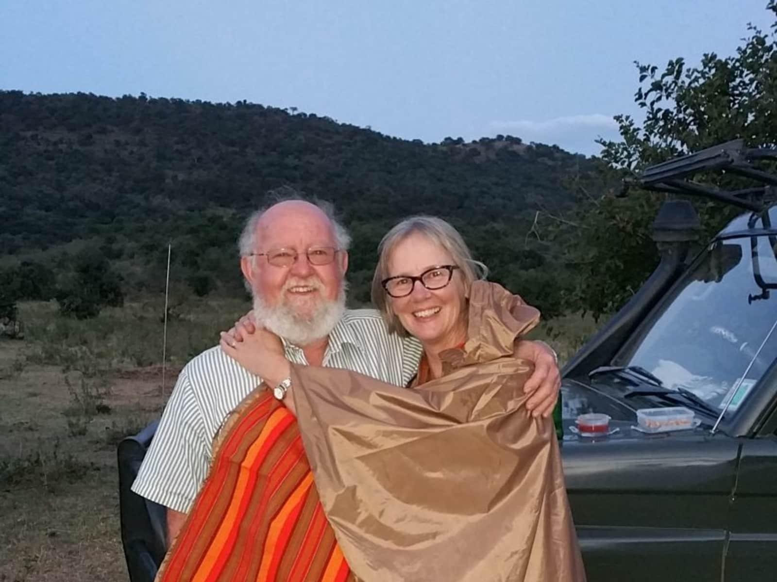 Deborah & Gerry from Toowoomba, Queensland, Australia
