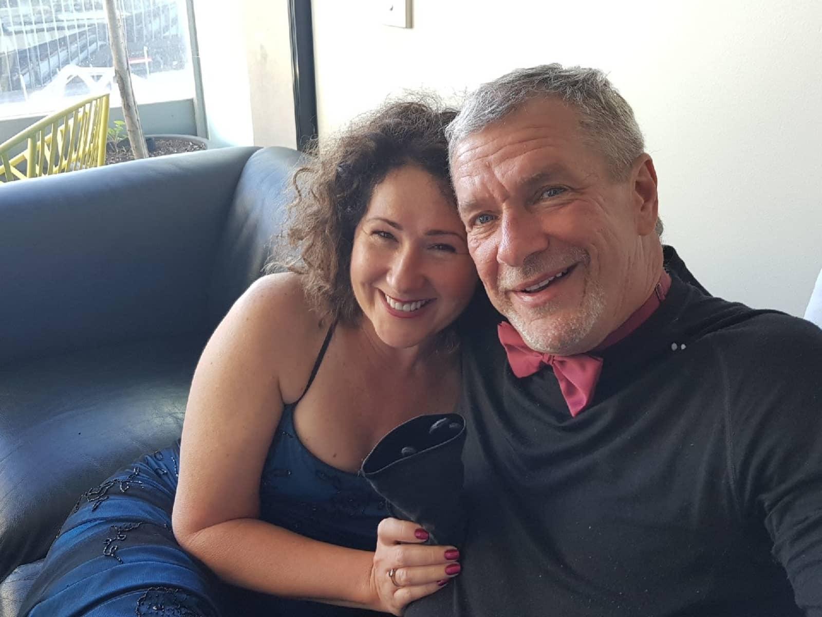 Donna & Carleton from Hobart, Tasmania, Australia