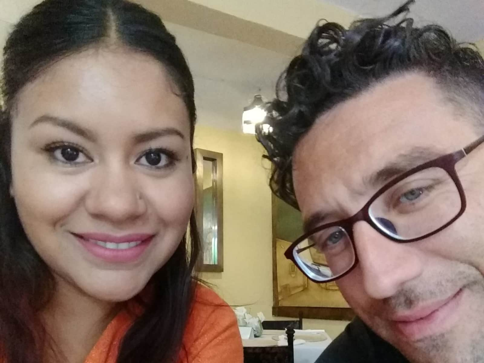 Troy & Cristina from San Miguel de Allende, Mexico