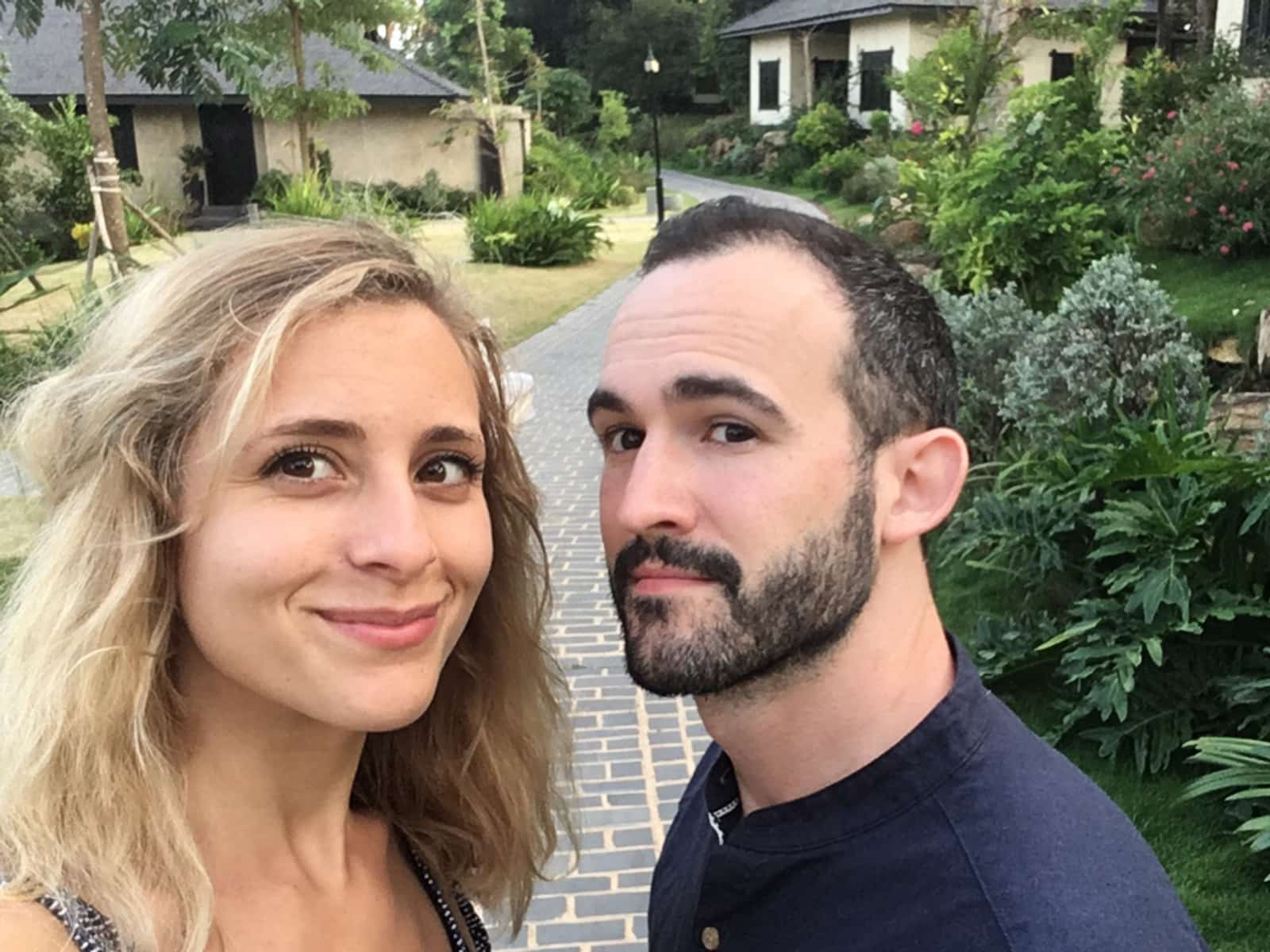 Laura & Fabien from Melbourne, Victoria, Australia