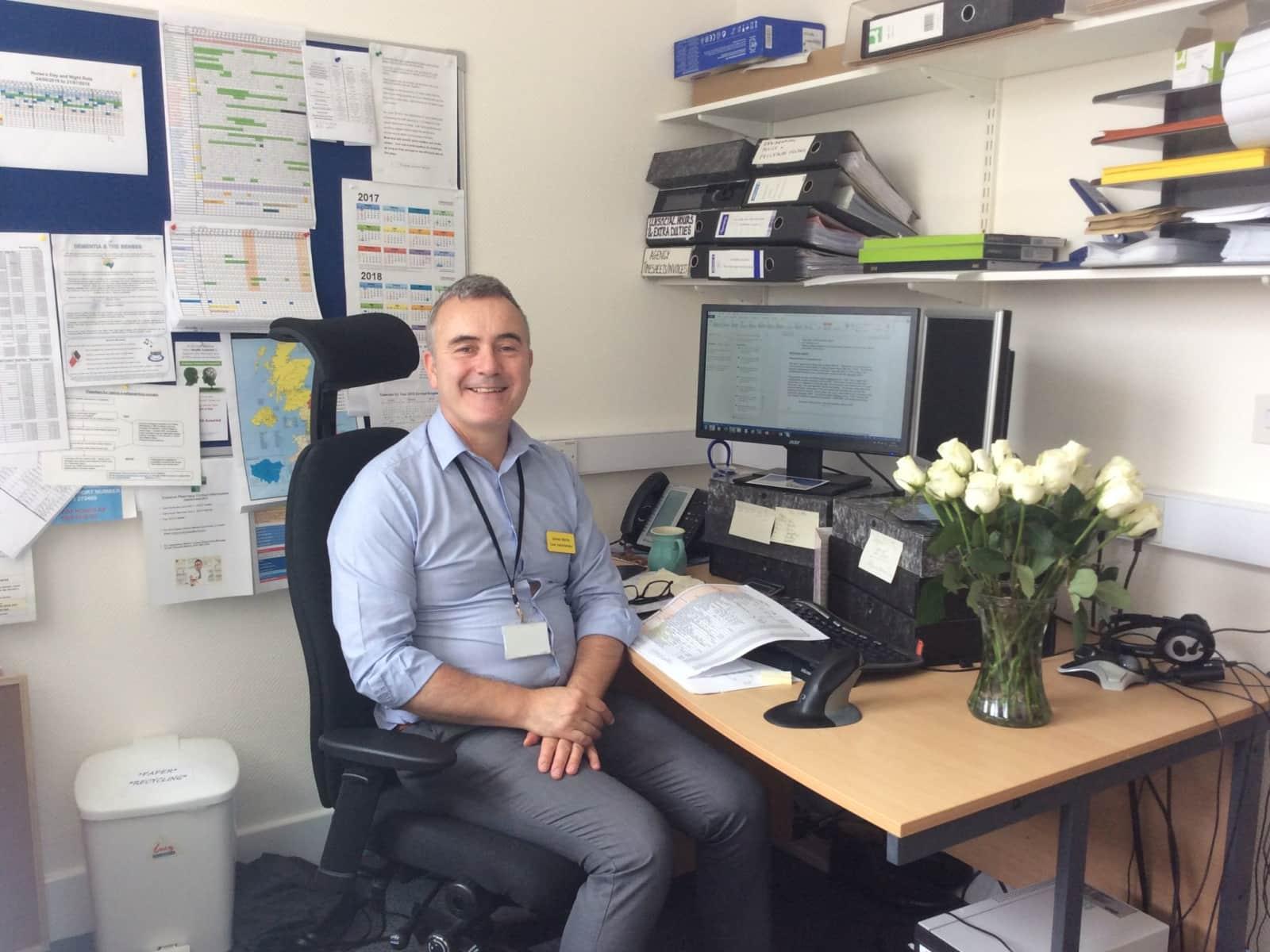 James from Brighton, United Kingdom