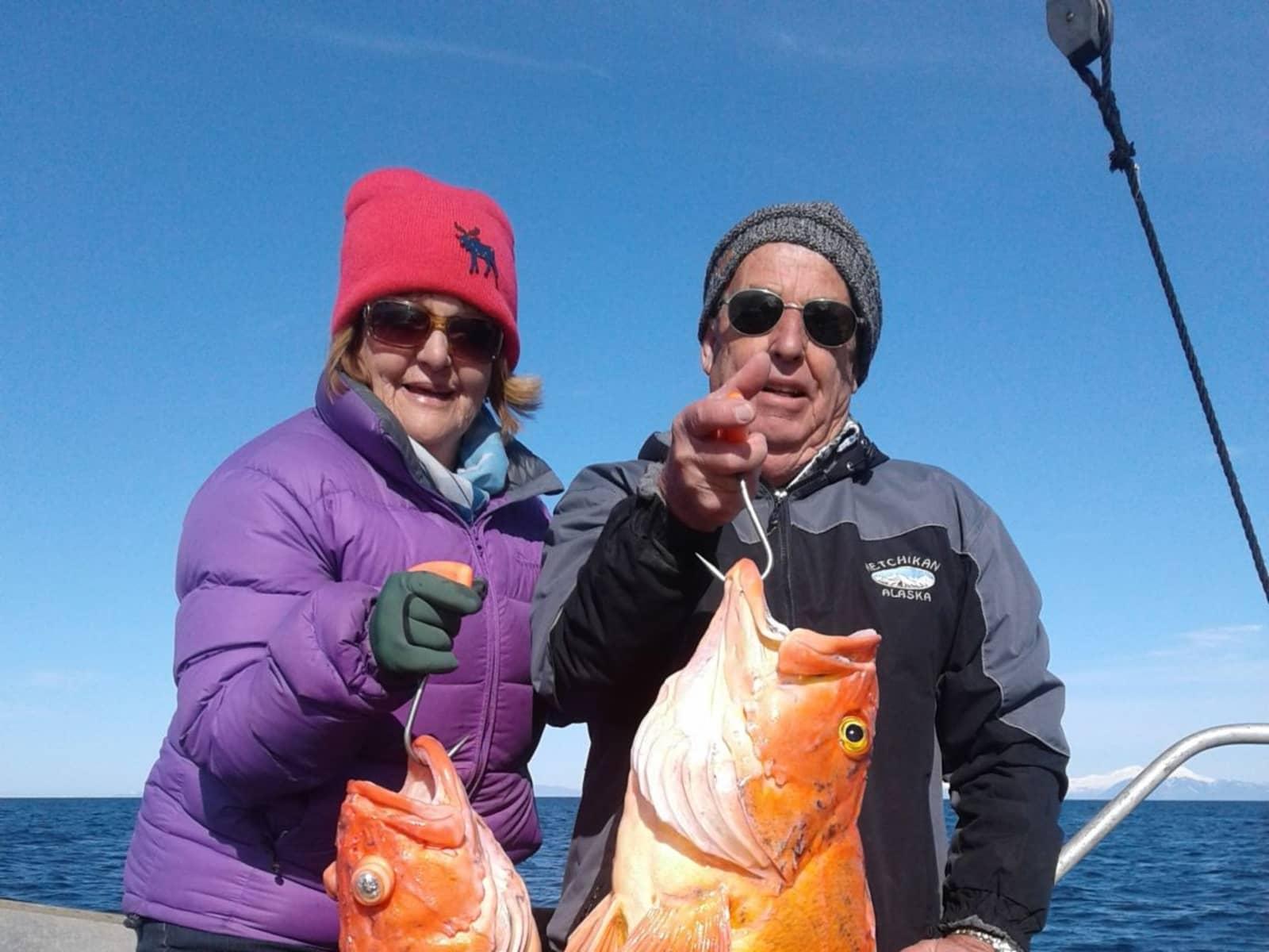 Jean & garry & Jean from Christchurch, New Zealand
