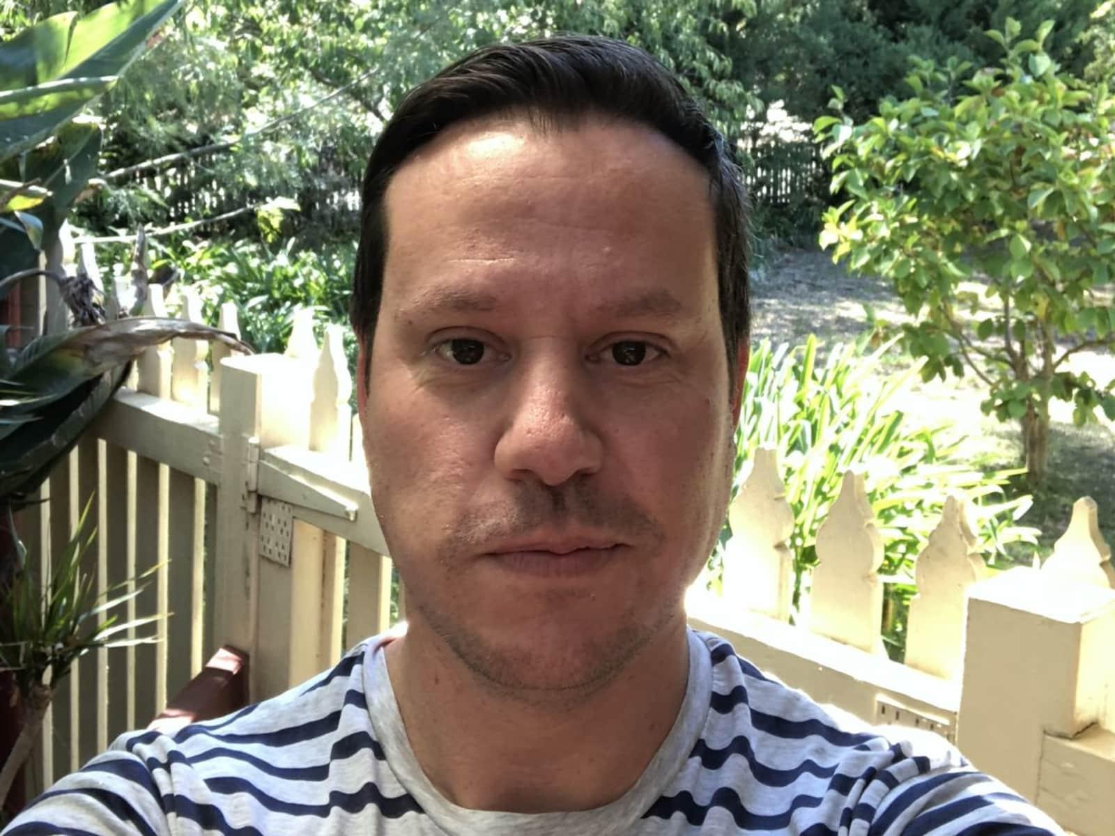 Steve from Melbourne, Victoria, Australia
