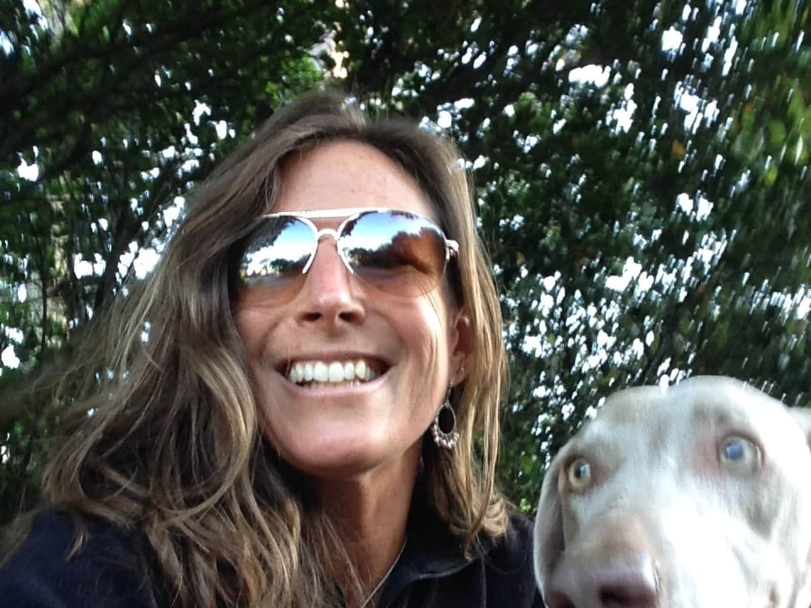 Cherie from Napa, California, United States
