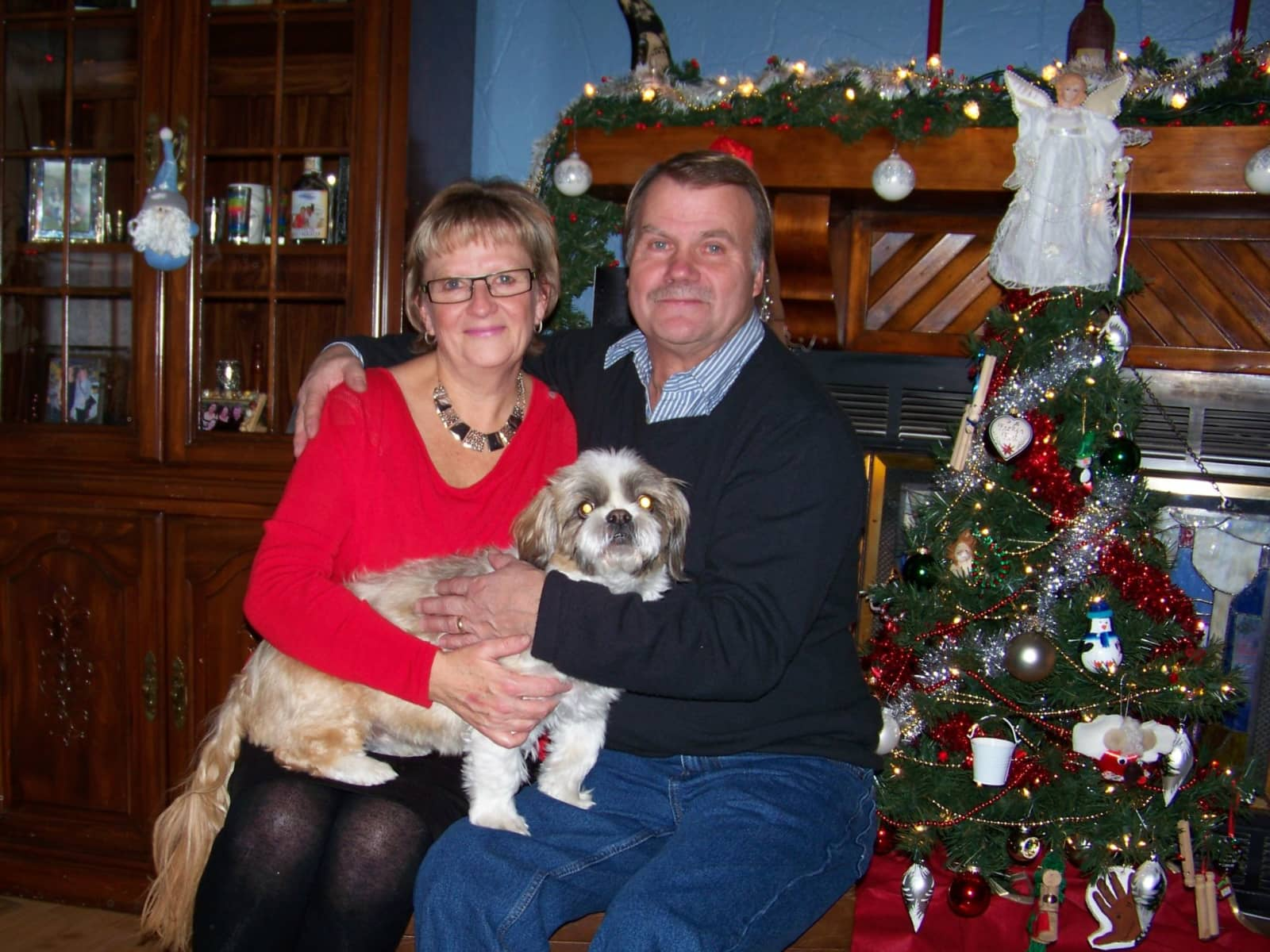 Carole & Clinton from Dawson Creek, British Columbia, Canada