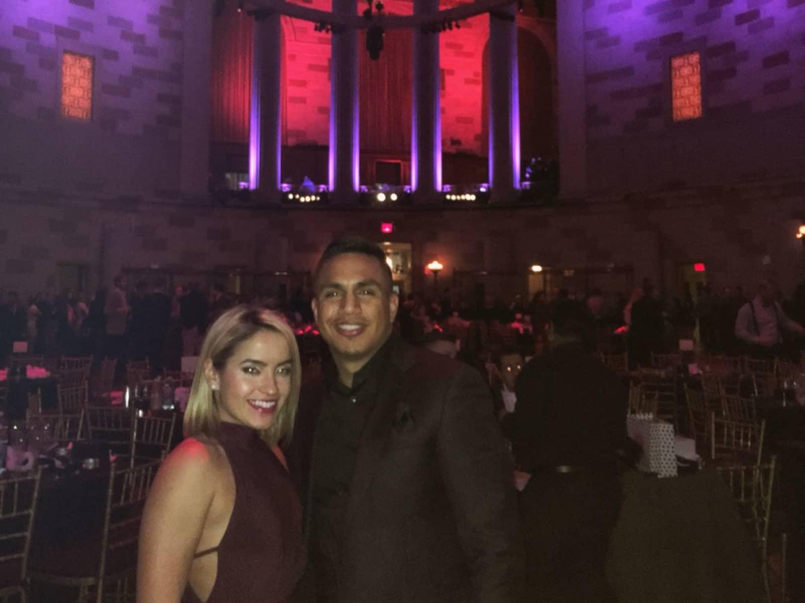 Marta & Aaron from Brooklyn, New York, United States