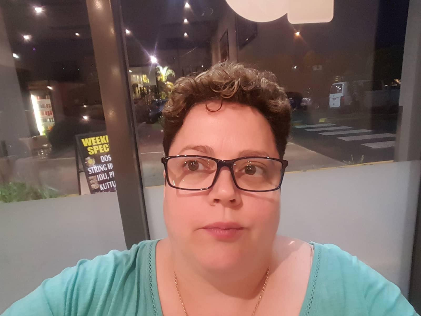Gwynne from Brisbane, Queensland, Australia