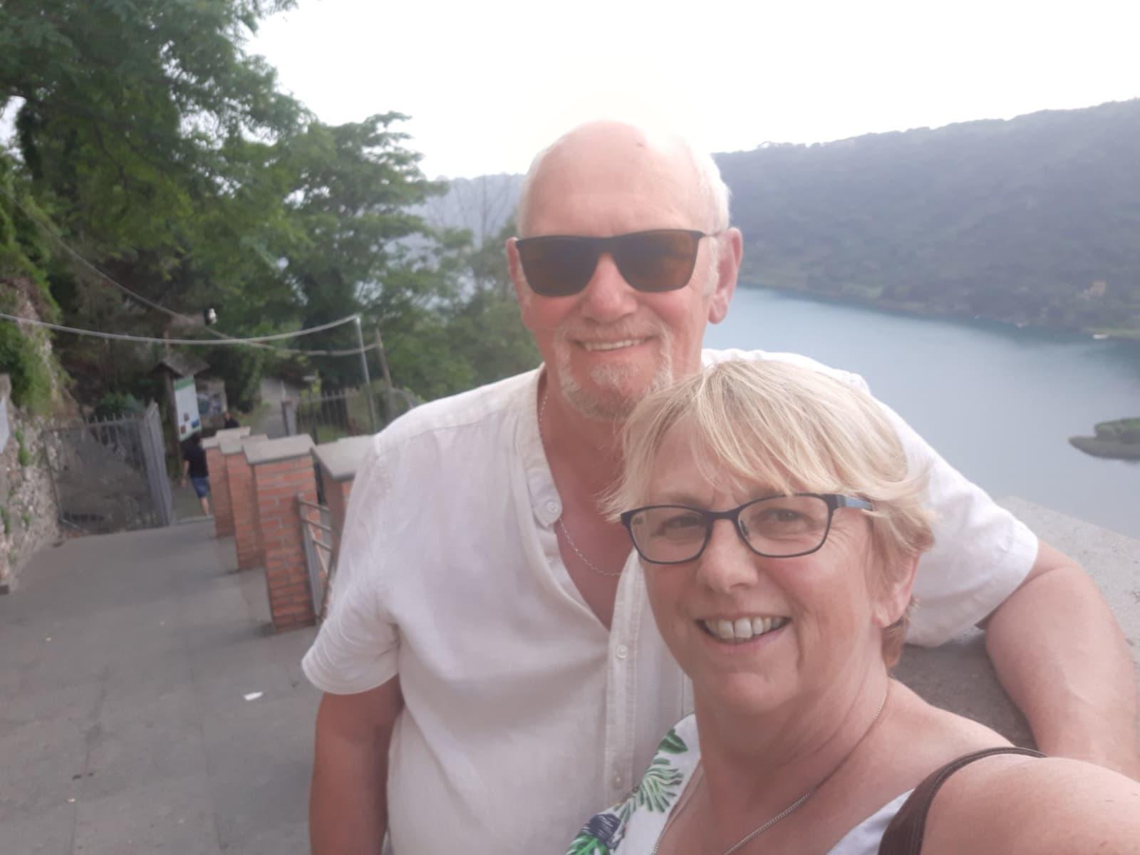 Jayne & John from Derby, United Kingdom
