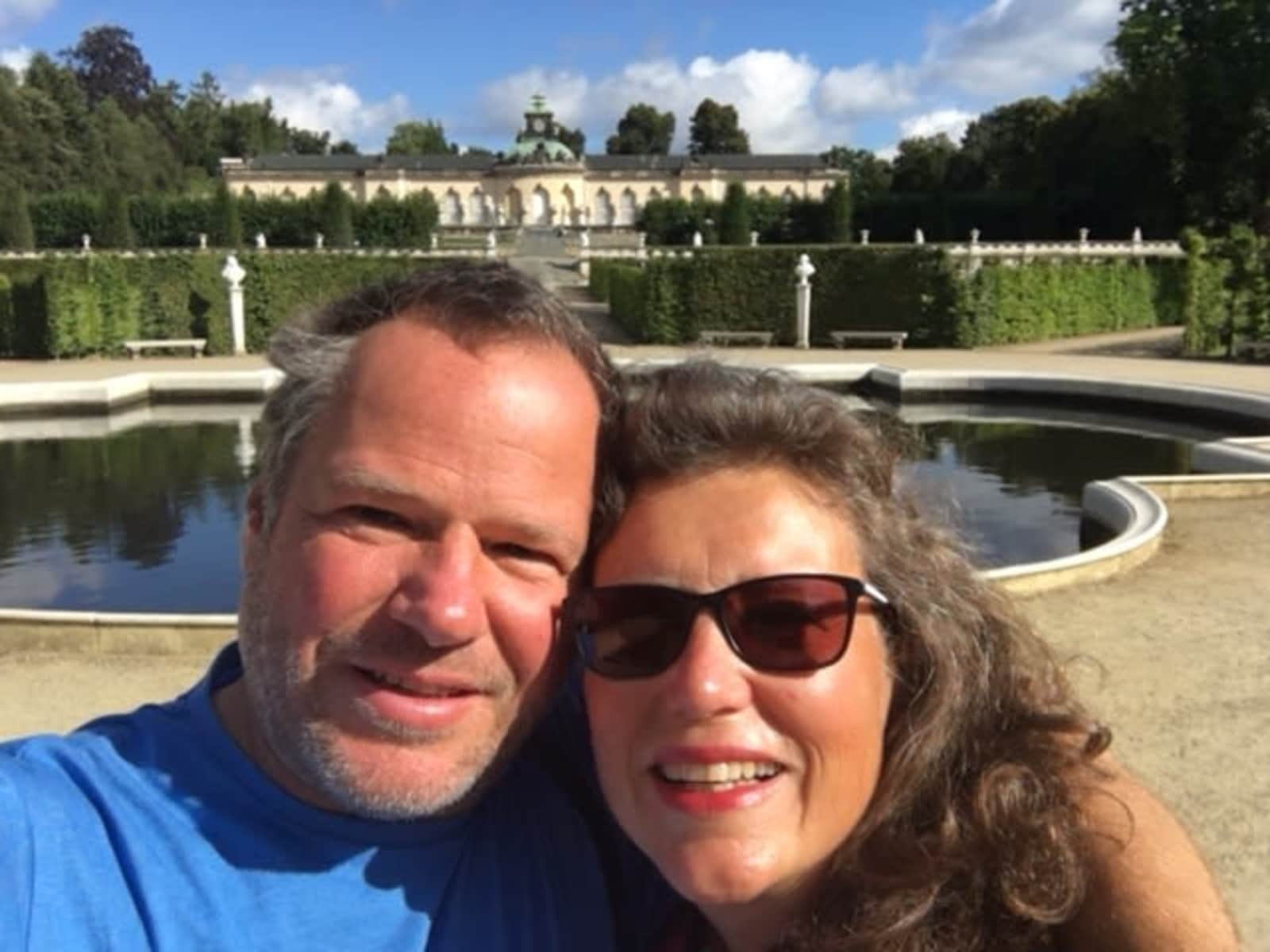 Evelyn & Klaus from Augsburg, Germany