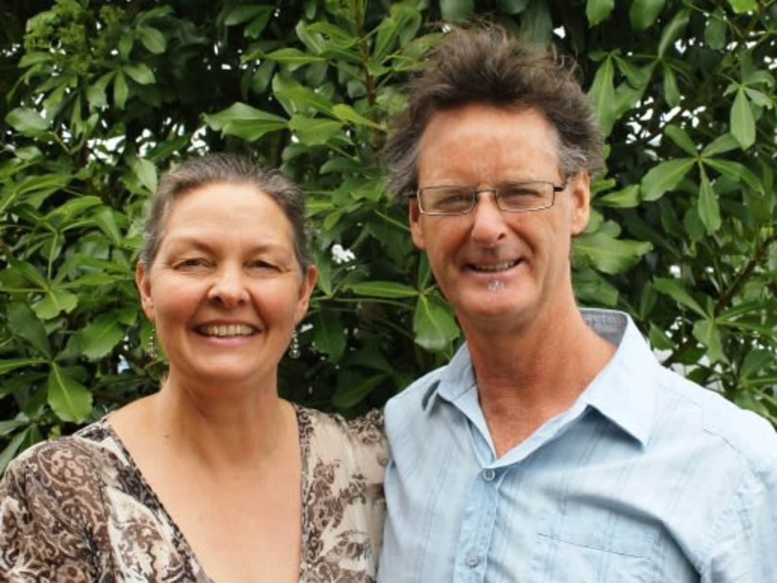 Walter & Tracey from Tauranga, New Zealand