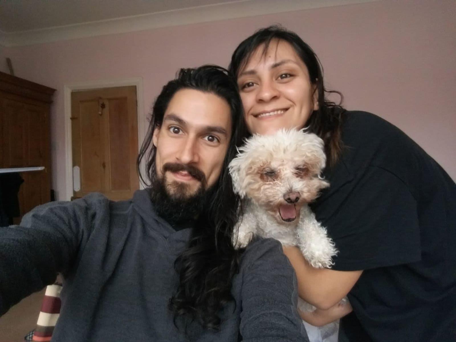 Sabrina & Ramiro from Buenos Aires, Argentina