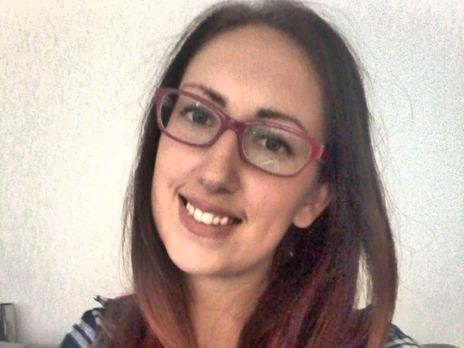 Jelena from Belgrade, Serbia