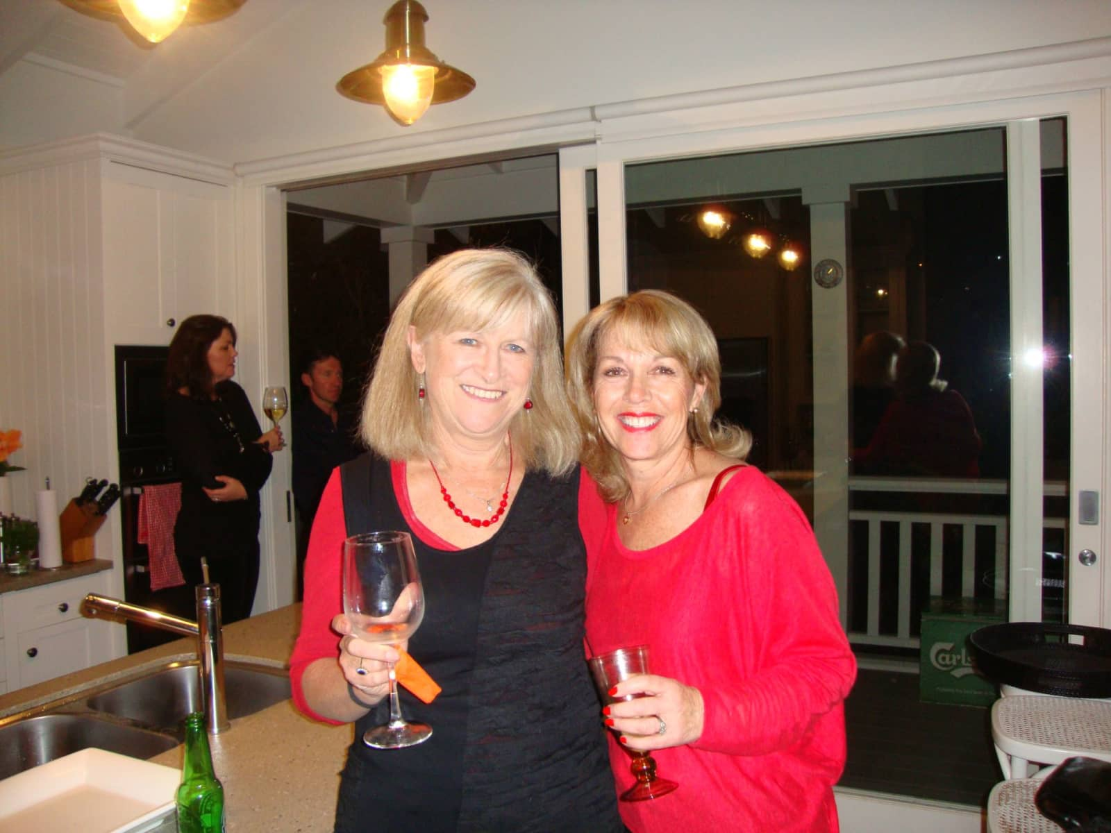 Mary & Susan from Auckland, New Zealand