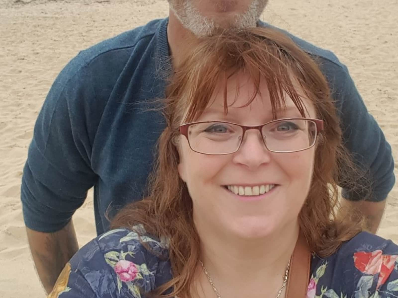 Gillian & Nicholas from Evesham, United Kingdom