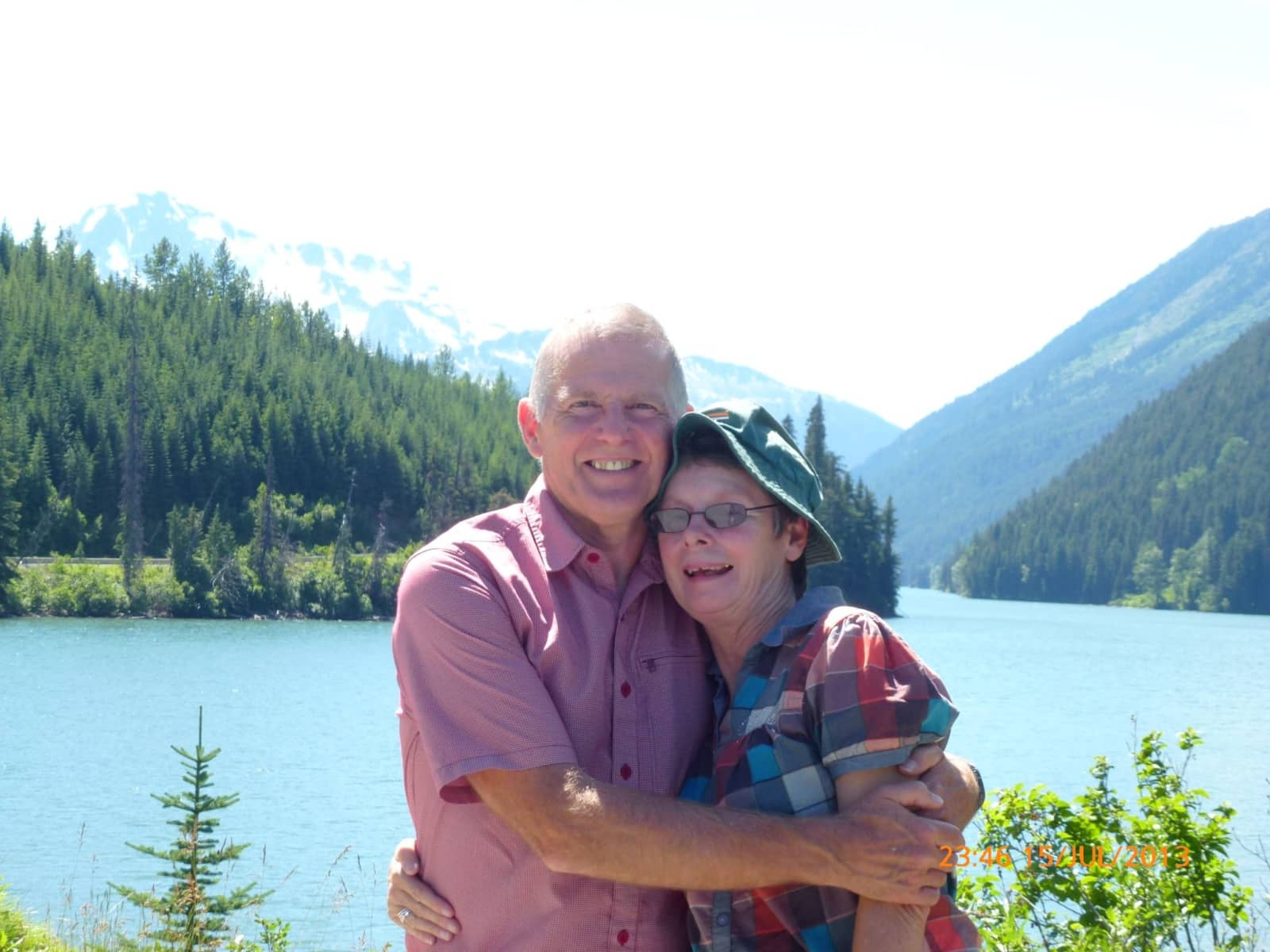 Derek & Maureen from Turangi, New Zealand