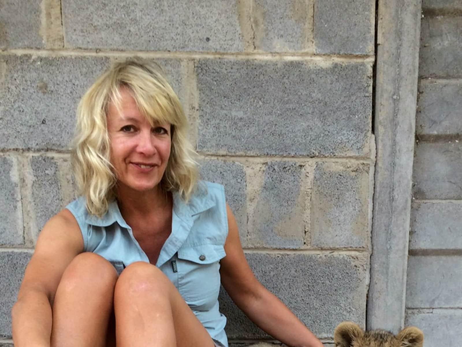 Lauren from Pinner, United Kingdom
