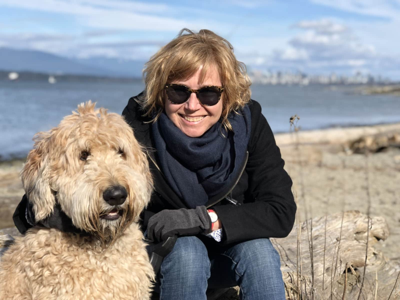 Martine & Jodey from Vancouver, British Columbia, Canada