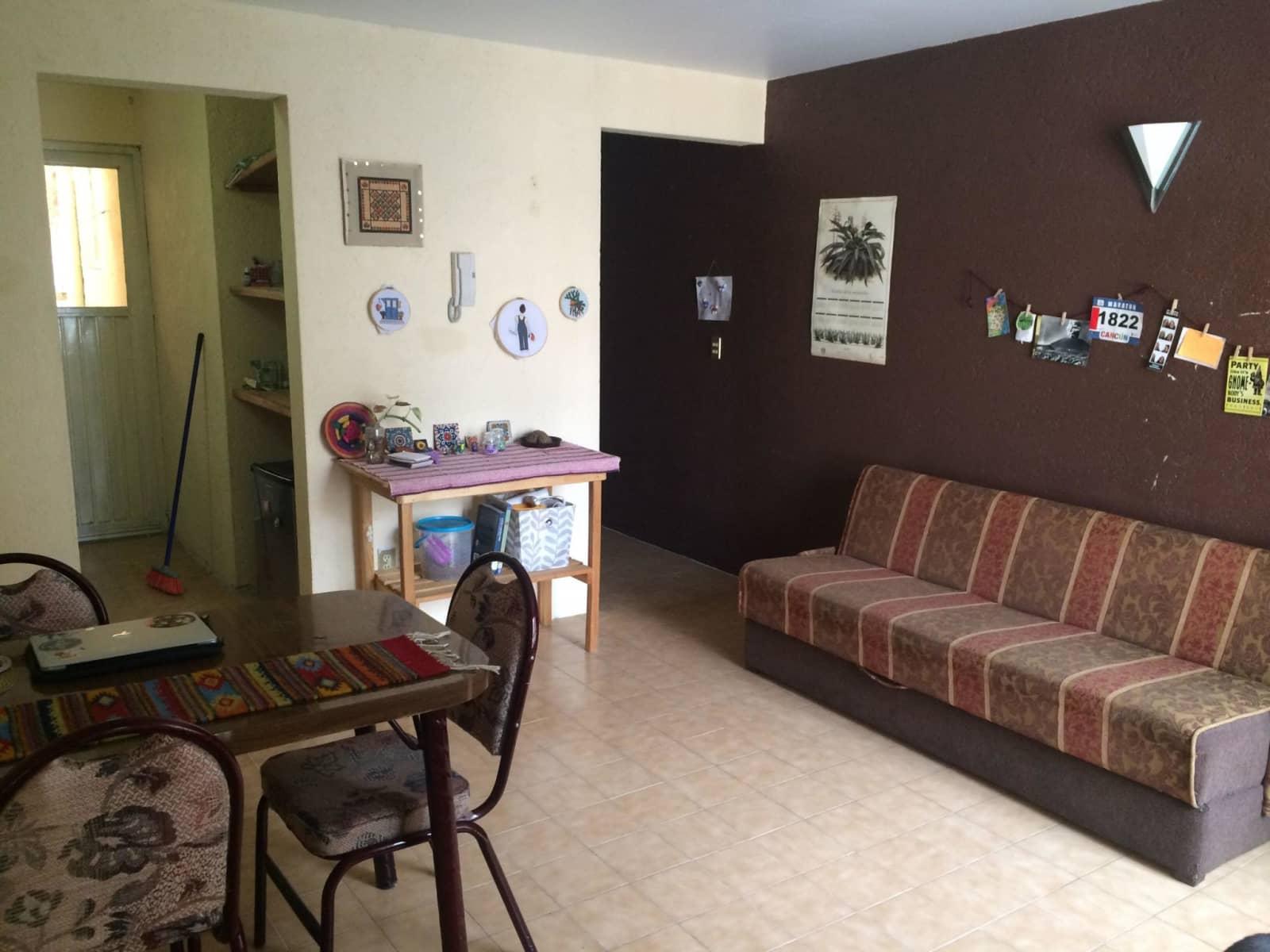 Housesitting assignment in Santiago de Querétaro, Mexico