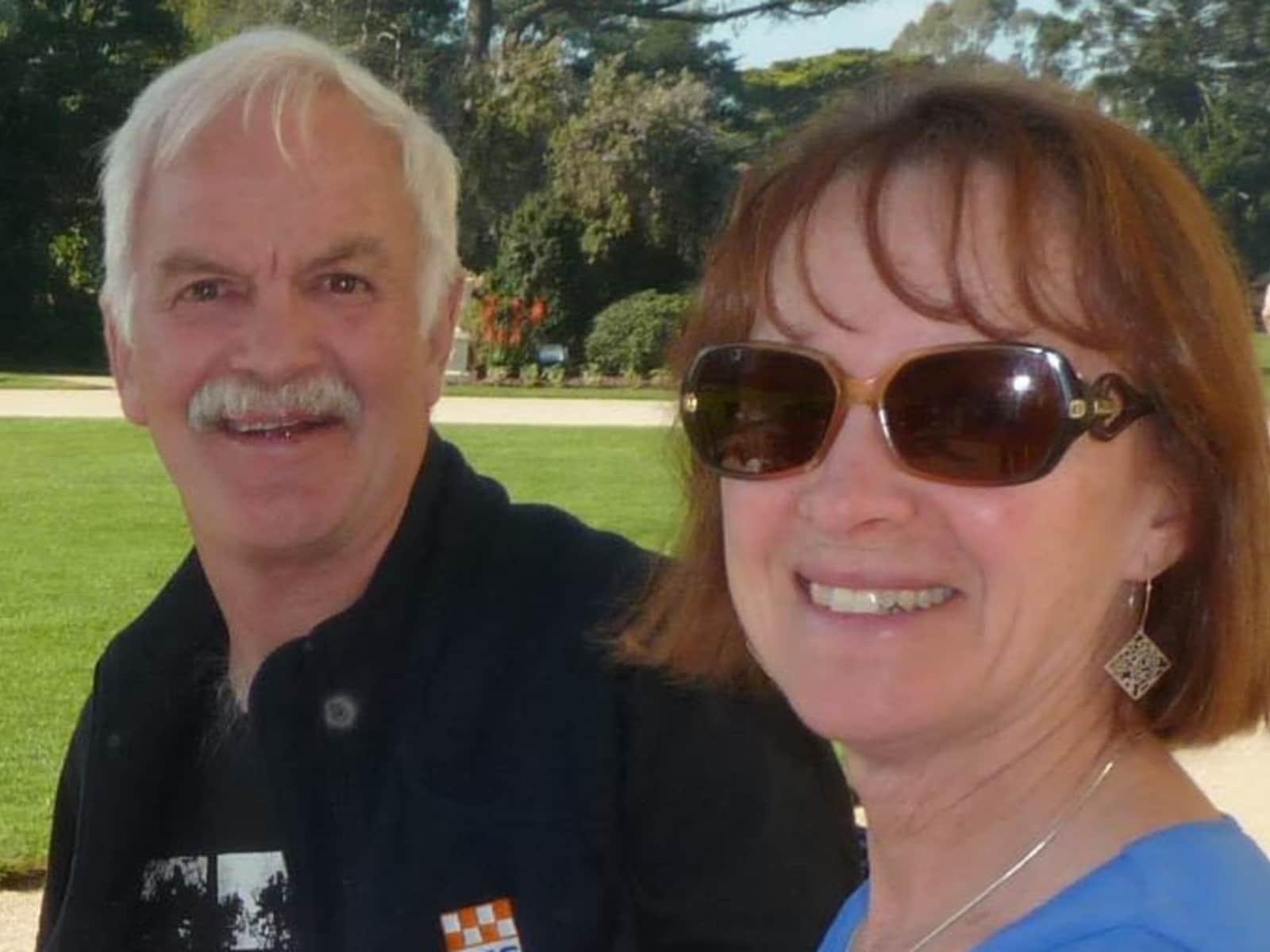 Ann & Ray from Beechworth, Victoria, Australia