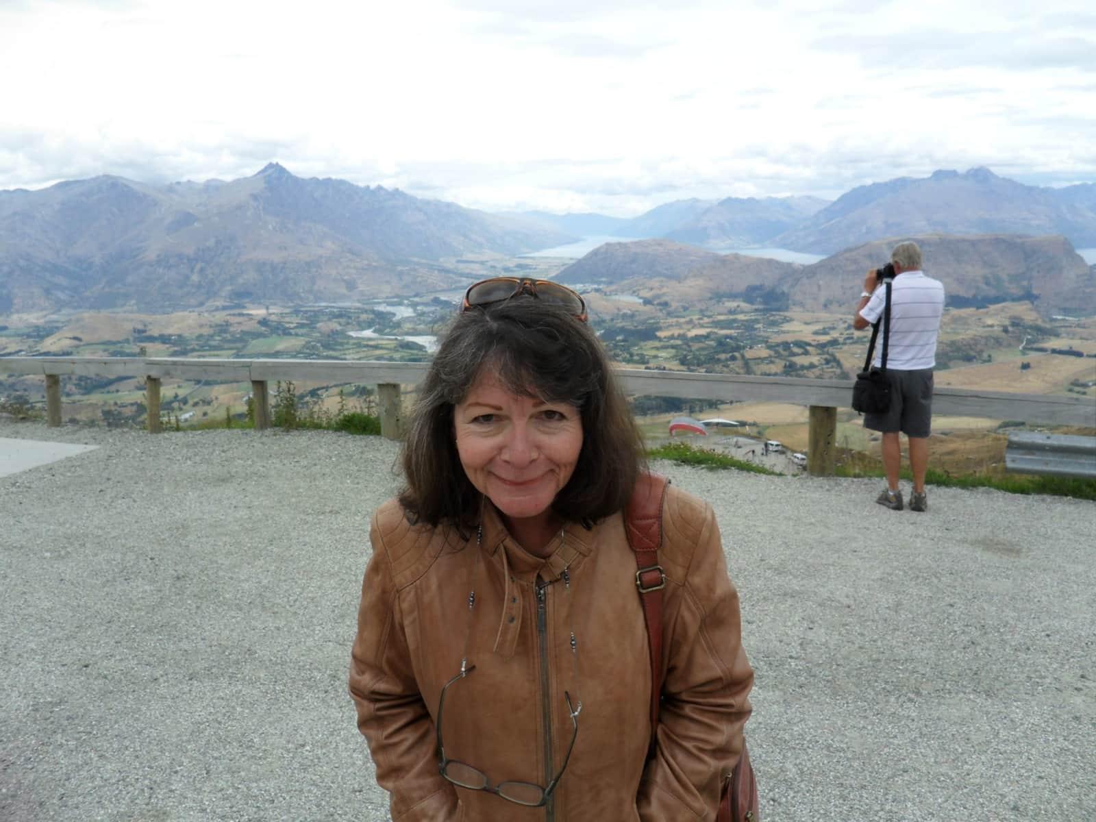 Jean from Perth, Western Australia, Australia