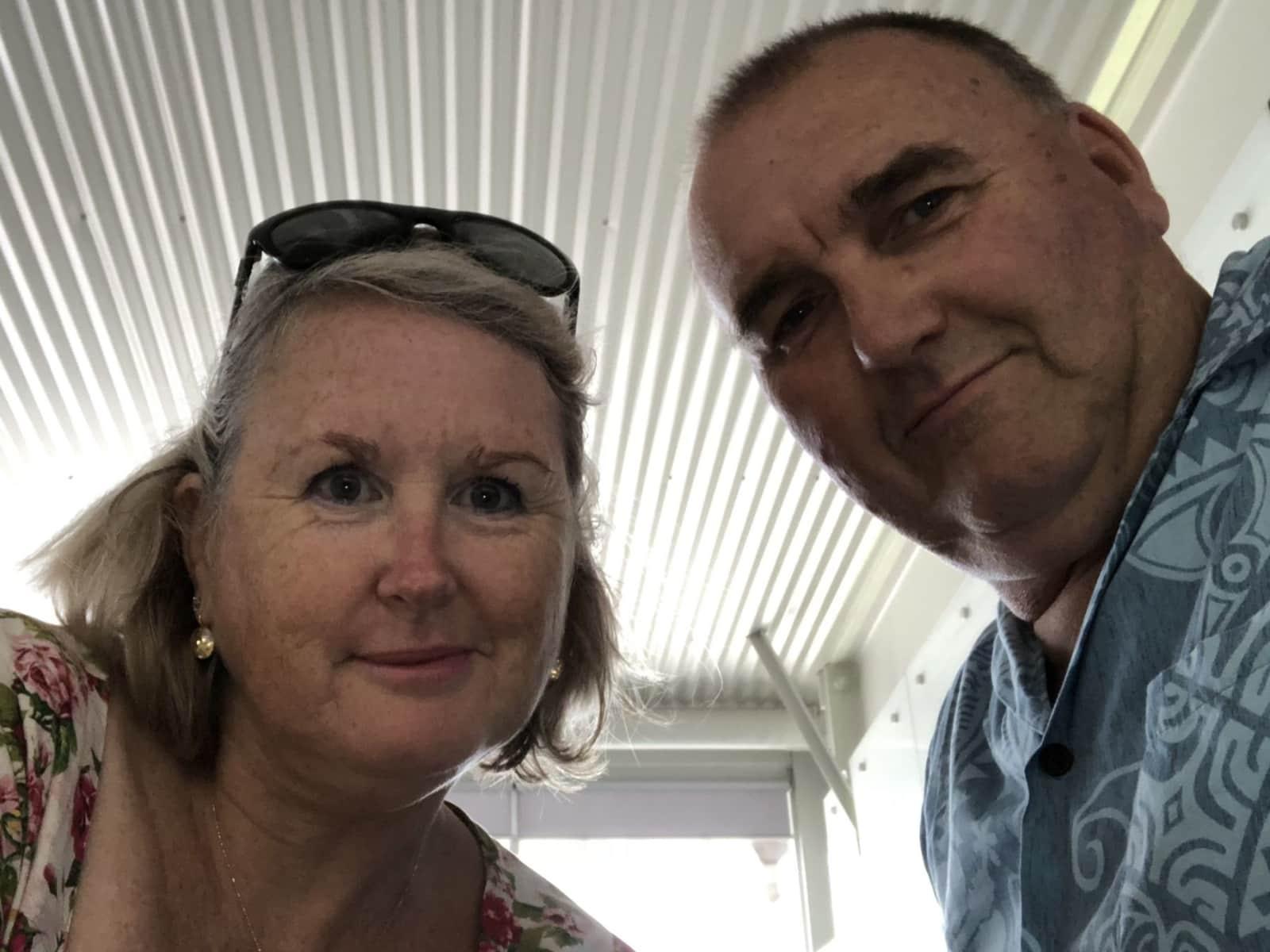 Desiree & Jeff from Gold Coast, Queensland, Australia
