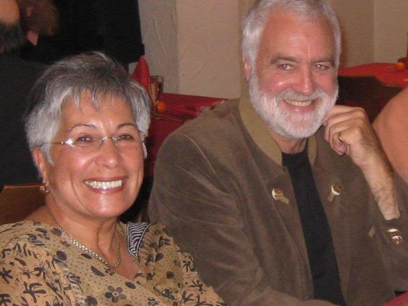 John & Barbara from Zürich, Switzerland