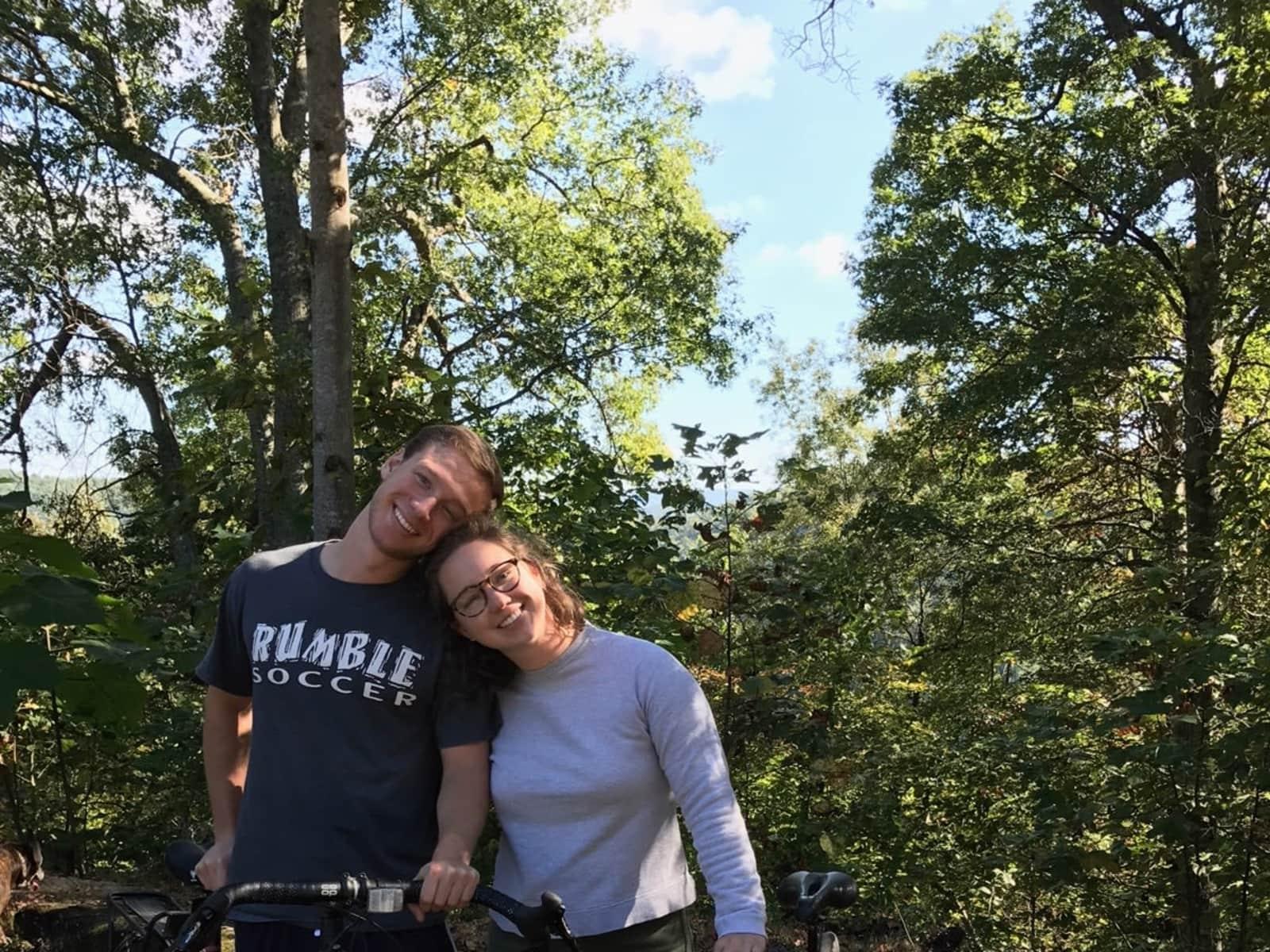 Micah & Caleb from Saluda, North Carolina, United States