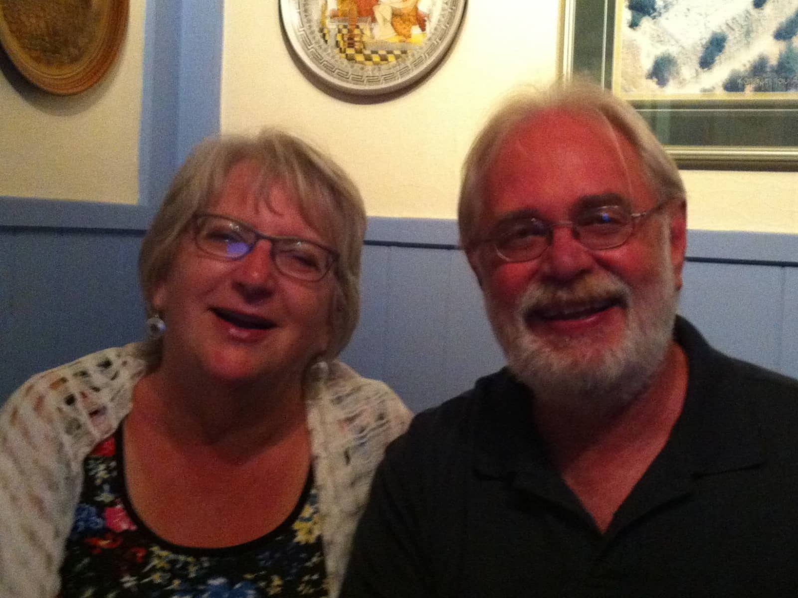 Karen & Kevin from Nakusp, British Columbia, Canada