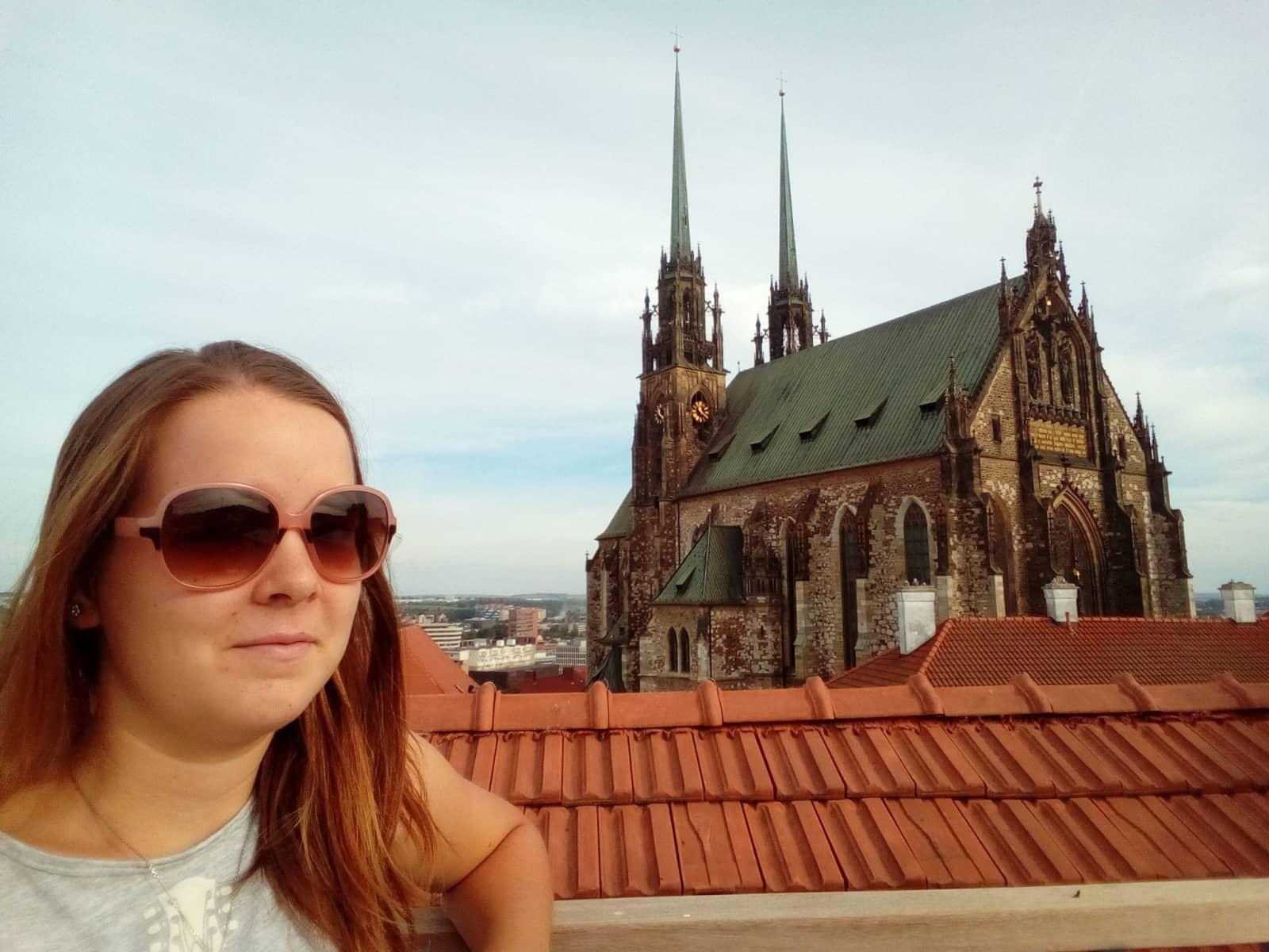 Zuzana from Brno, Czech Republic