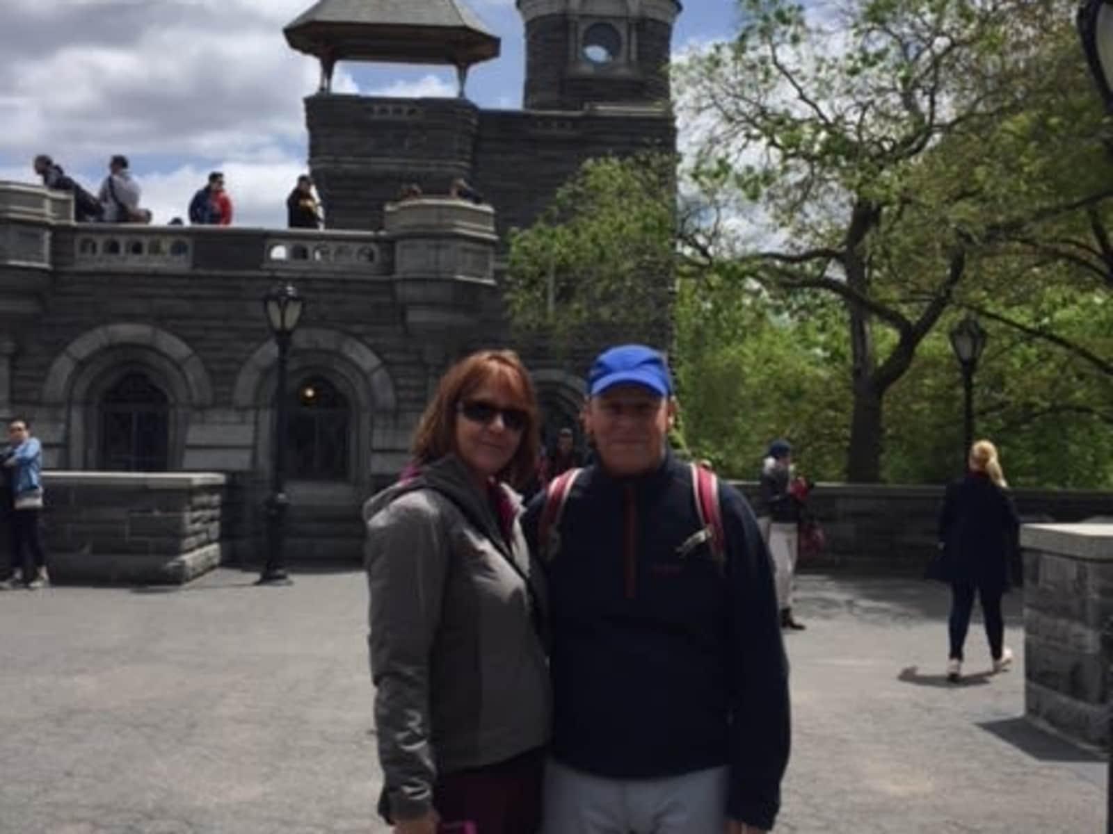 Mark & Karen from Revelstoke, British Columbia, Canada