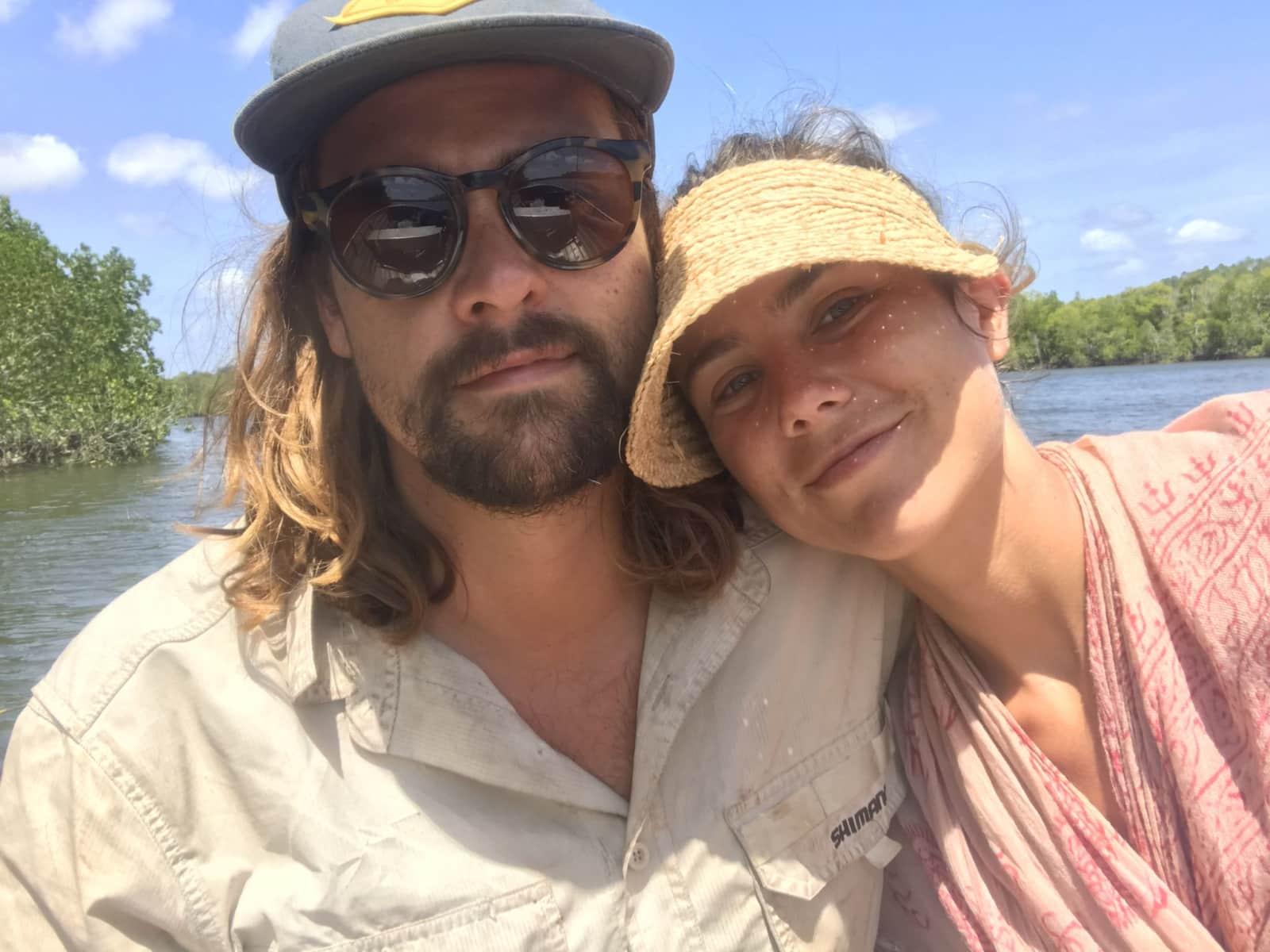 Ella & Mark from Darwin, Northern Territory, Australia